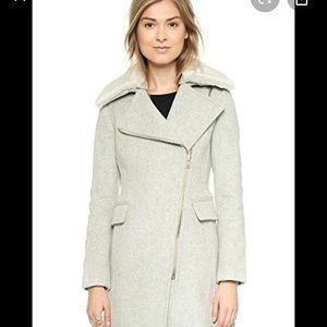 Club Monaco Reyna Wool Coat